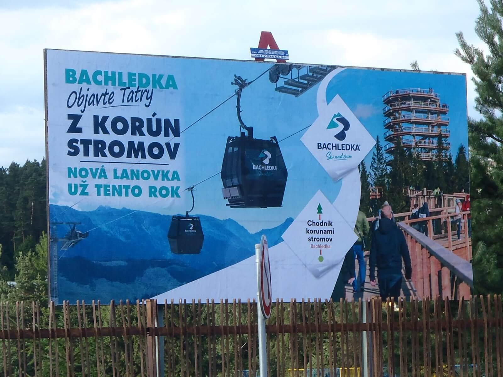 prenájom billboardov prešov